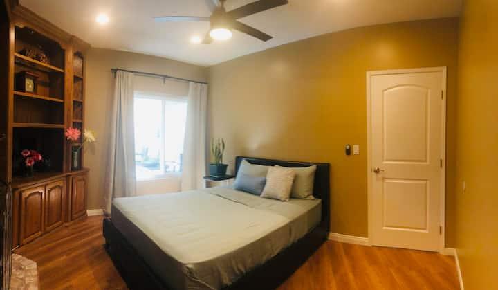 Spacious modern bedroom near Huntington Beach #5