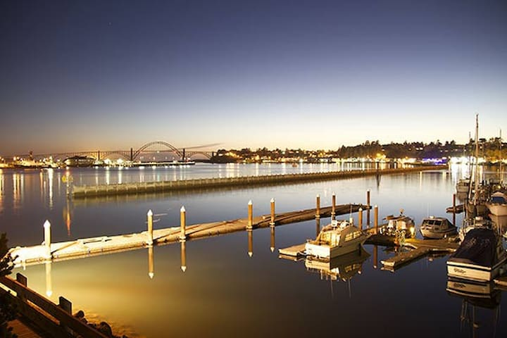 Dungeness crab capital ,  Avail. 8/15-8/22/17 - Newport - Multipropiedad