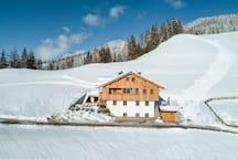 Mountain Chalet Pia Dolomiti
