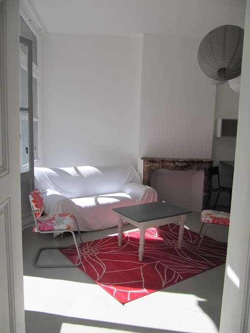 Appartement 60m2 2 chambres ecusson apartments for rent for Chambre 60m2