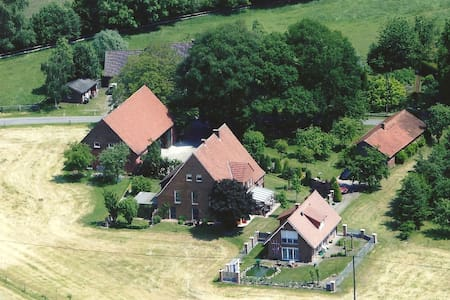 Ländliche  Wohnung  bei  Münster    - Ostbevern - Apartmen