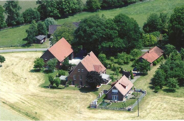 Ferienwohnung  bei  Münster - Warendorf Ländlich