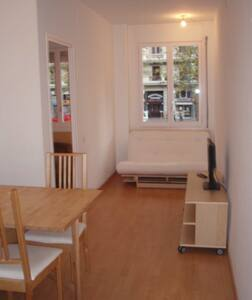 Modern apartment by Pl. Espanya