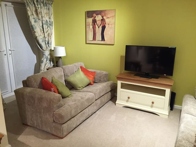 Modern cosy Apartment - Redcar - Apartment