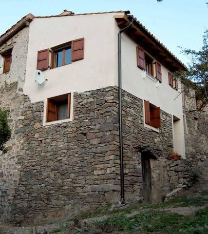Casa en el campo - Poyales - Ház