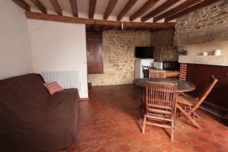 Petite maison de campagne en Normandie