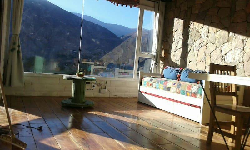 Cabaña El Mirador - Tilcara - Tilcara - Cabana