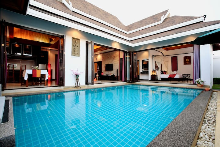 The Iris Pool Villa - Chalong - Villa