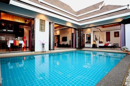 The Iris Pool Villa - Chalong - 别墅