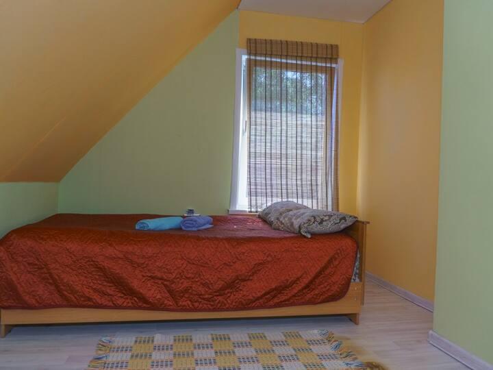 "Mezzanine 1. ""Forest tale"" guest house"
