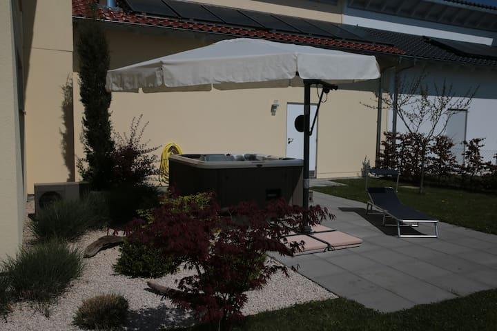 Chambre d'Hôtes à la campagne - Villars-le-Terroir - Bed & Breakfast