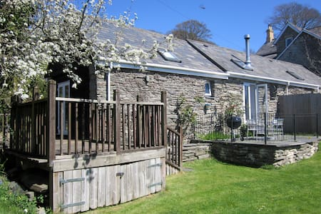 Mount House Barn - Adpar - Casa