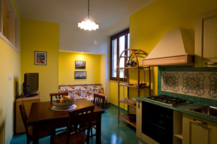 "Apartment ""Castellabate"""