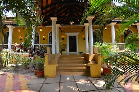Portuguese Villa with Private Pool  in  North Goa
