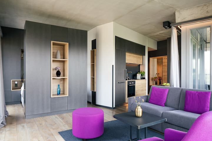Pure Motion Apartment, 36qm