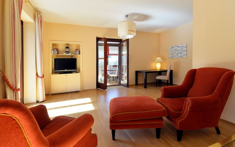Beautiful apartment 100 sq m - Pörtschach am Wörthersee - Daire