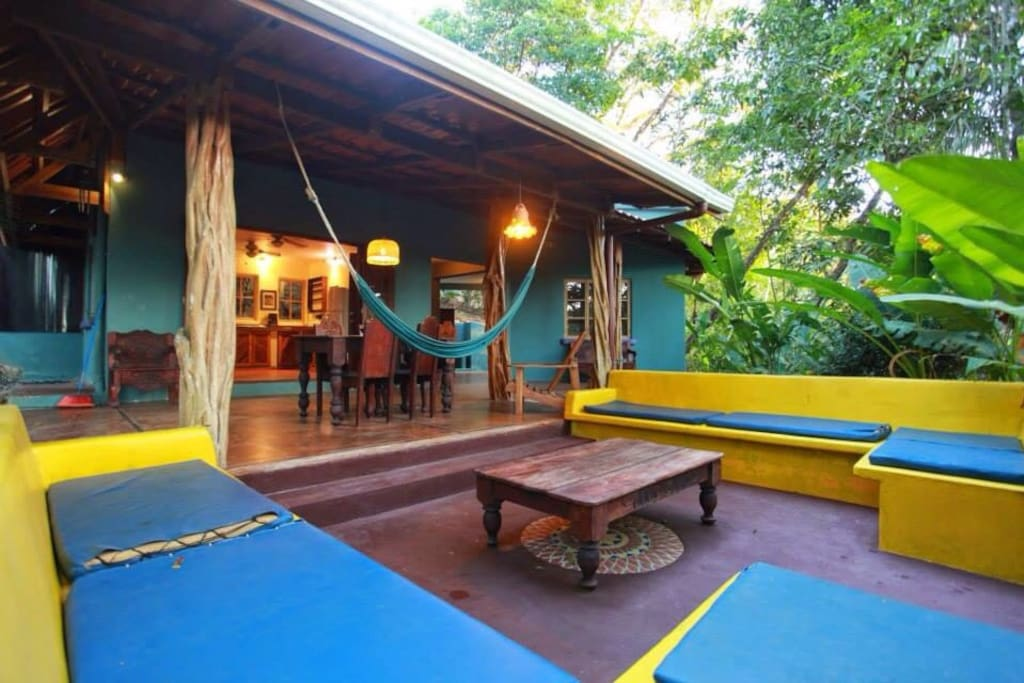 Villas orishas vacation in paradise villas for rent in for Villas for rent in costa rica