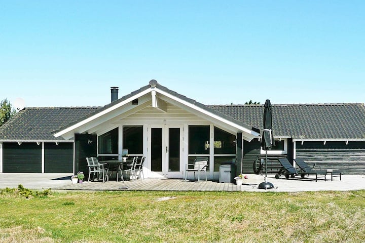Splendid holiday home in Løkken with Whirlpool