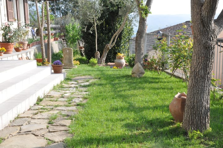 Bellissima casa in Umbria/Trasimeno