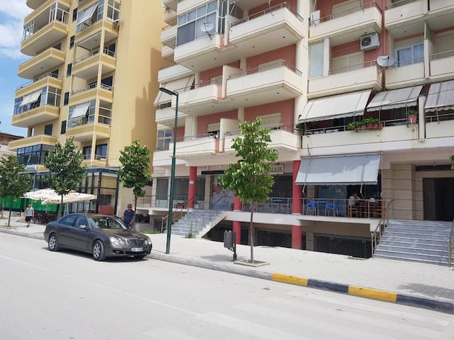 Apartment for rent Vlore