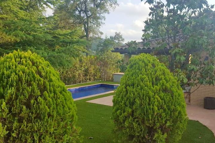 Villa with 4 bedrooms in Can Carbonell, with private pool and WiFi
