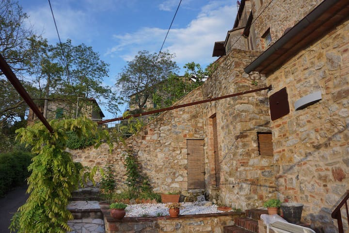 Lovely Retreat in Wild Tuscany - Tatti  - Apartament