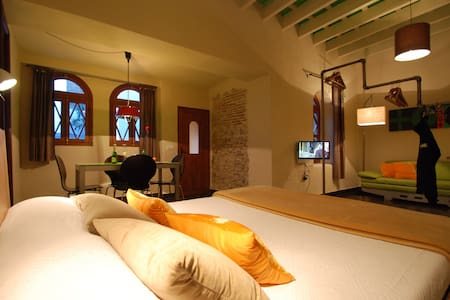 Suite con Jardin centro historico - Tarifa - Bed & Breakfast