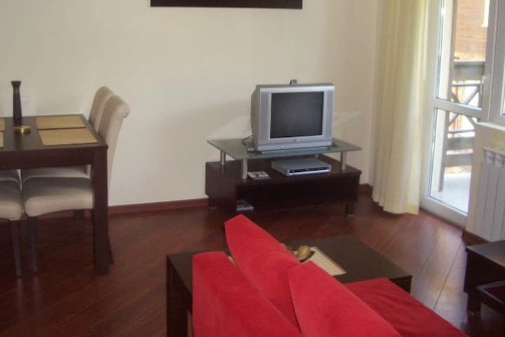 Apartment in Aparthotel and Spa Complex, Bansko - Bansko - Appartement