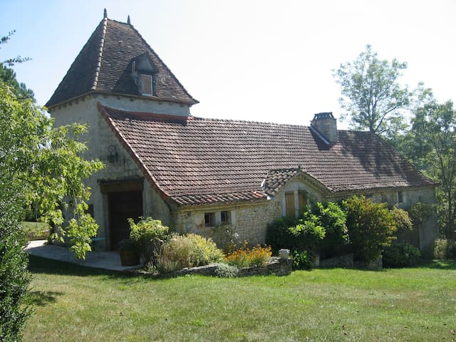 Delightful country house in France - Frayssinet - Willa