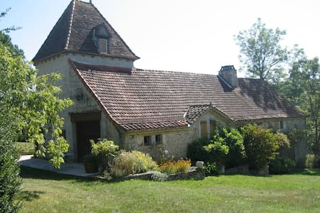 Delightful country house in France - Frayssinet - Vila