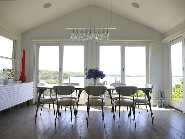 Montauk Modern Waterfront Cottage