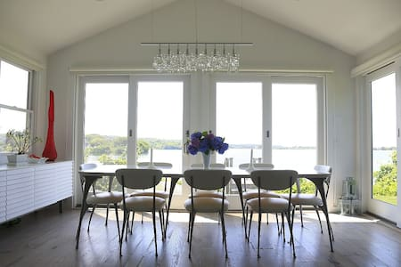 Montauk Modern Waterfront Cottage - Montauk
