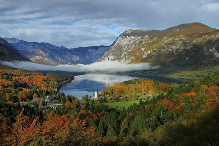 Beauty in the middle of the Alps - Bohinjska Bistrica - Leilighet