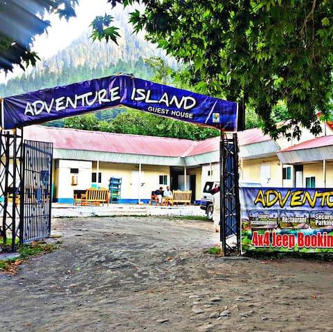 Adventure island guest house sharda