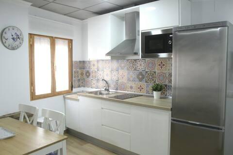 Nuevo apartamento en Baena con todo lo necesario