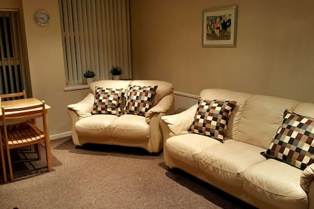 Cozy garden flat that sleeps 4 - Newtownards - Apartmen