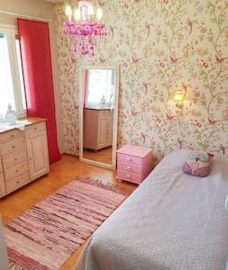 Single room for 1 person, Jokela, 30min airport
