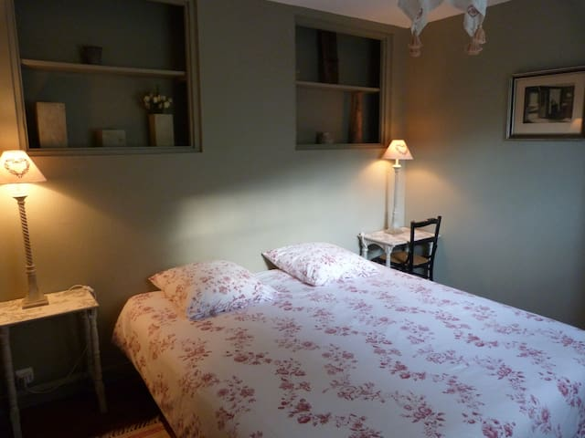 B & B - Suite Peyresourde- 2/3/4 persons - Saint-Mamet - Bed & Breakfast