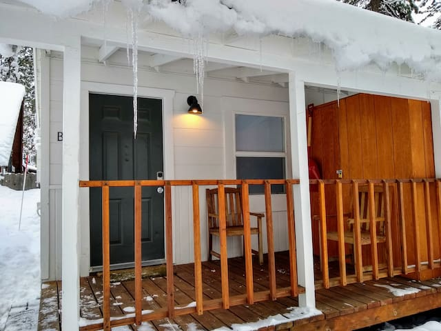 "Modern Vintage Cabin in ""Tahoe Tiny Home Village"""
