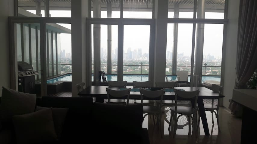 Kemang Penthouse - Mampang Prapatan - Lejlighed