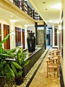Deluxe room for two persons - Kuta