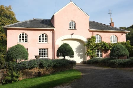 Room in charming 1799 coach house. - Wiveliscombe, Taunton - Bed & Breakfast