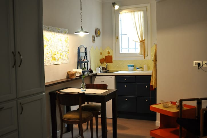 Studio Flat in Sant' Ambrogio