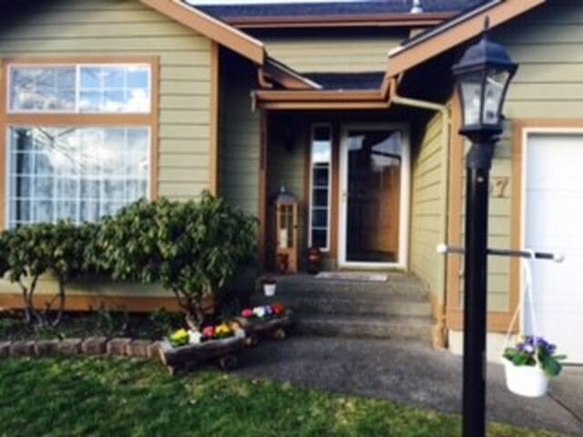 Wohlwollende und freundliche Vermieter - Tacoma - Haus