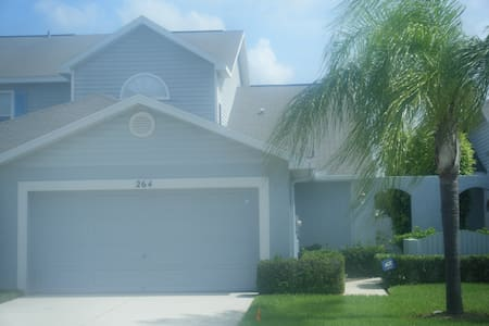 Clean & quiet non-smoking 2 BR Pool - Oldsmar - Σπίτι