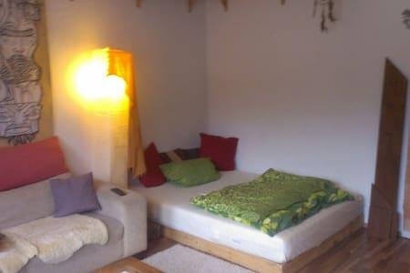 gemütliches Zimmer in entspannter WG - 基爾 - 公寓