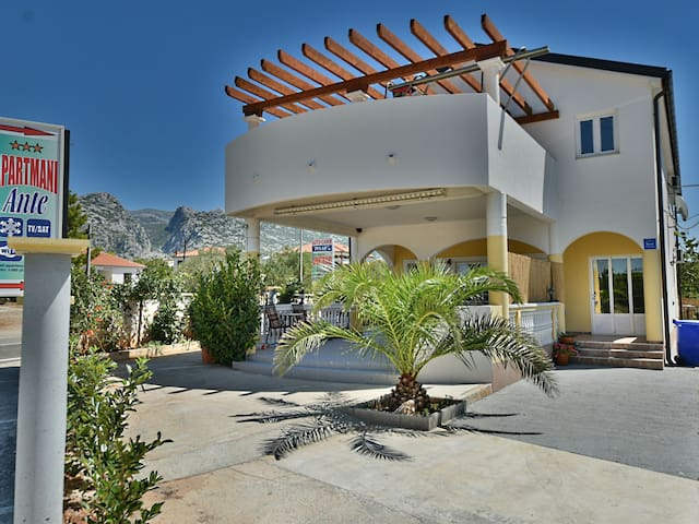 Holiday apartment Ante in Starigrad-Paklenica