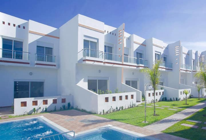 duplex moderne et raffiné El-Jadida