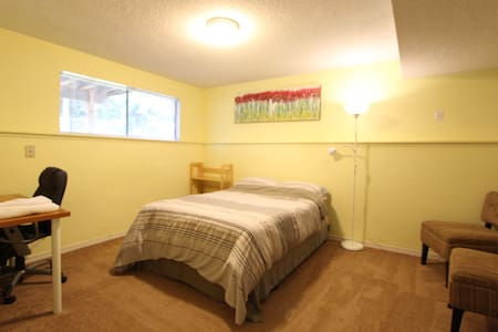 Basic clean room near Microsoft and Temple - Redmond