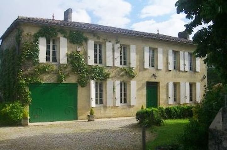 Family holiday home near Saint-Emilion - Frontenac - 度假屋